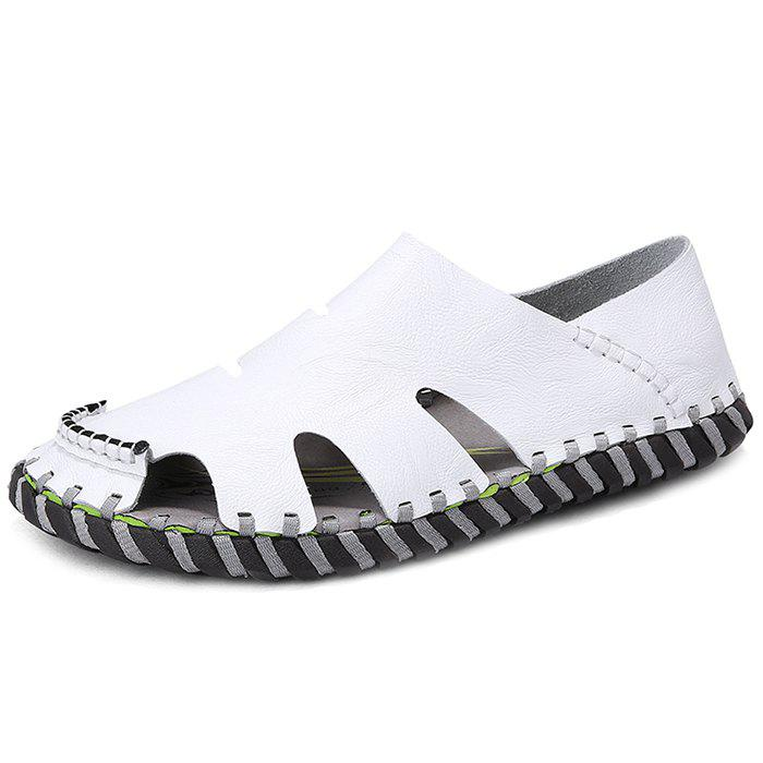 Discount Skid Proof and Breathable Men's Slipper