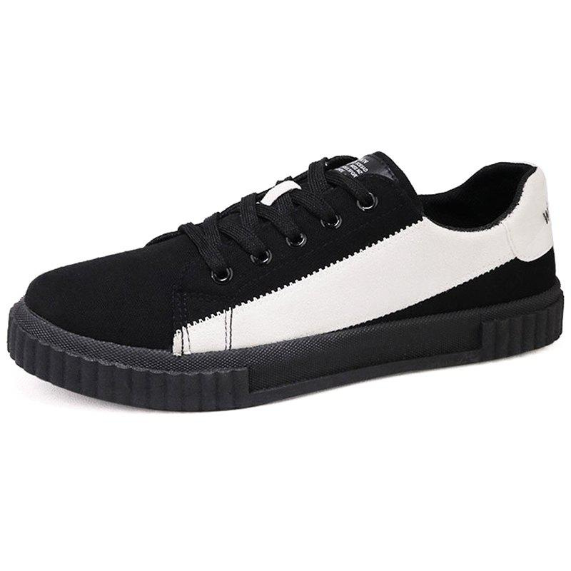 Chic Wear-resistant Flat Heel Casual Shoes