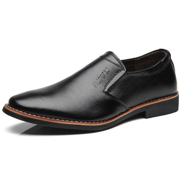 New Waterproofing and Corrosion Resistance Leather Casual Shoes