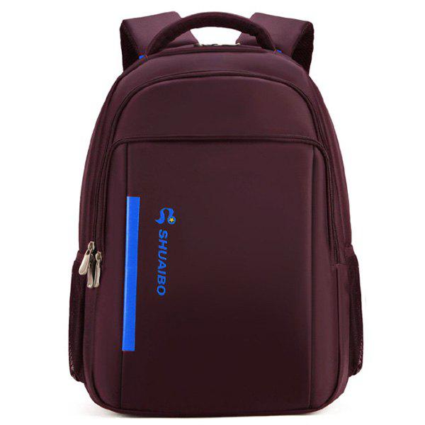 Best shuaibo Business Waterproof Student Computer Backpack