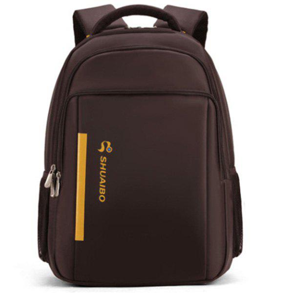 New shuaibo Business Waterproof Student Computer Backpack