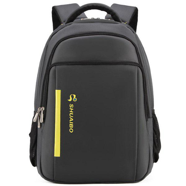 Outfit shuaibo Business Waterproof Student Computer Backpack