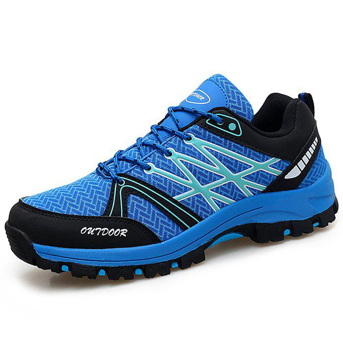 Affordable Outdoor Breathable Shock-absorbing Sneakers for Men
