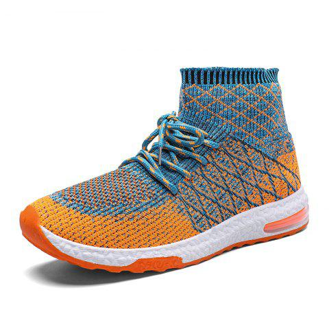 Men Breathable Anti-slip Outdoor Casual Shoes