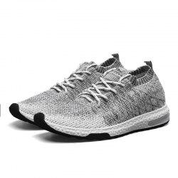 Men Breathable Anti-slip Outdoor Casual Shoes -