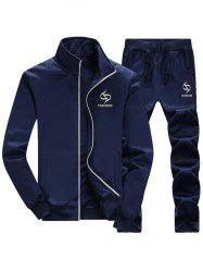 Polyester Leisure Comfortable Tracksuits -