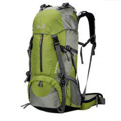 Nouveau Outlander Waterproof Durable Backpack - Vert Trèfle