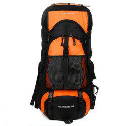 New Outlander 2450 Polyester Fabric Wear Resistance Backpack for Outdoor Tourism -