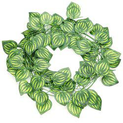 Artificial Rattan with Different Shapes / Green Plants for Decoration -
