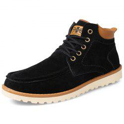 Trendy High Top Ventilate Casual Shoes -