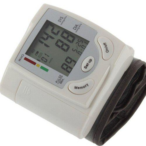 New Domestic Portable Wrist Blood Pressure Monitor