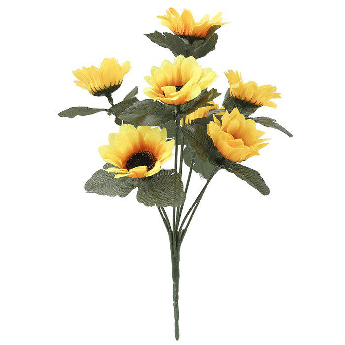 Outfit Household Decoration Simulation Artficial Flower