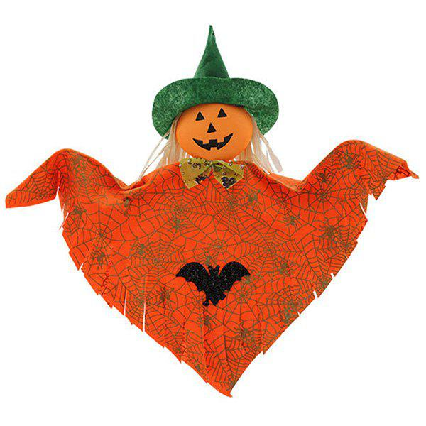 Fashion Halloween Decoration Ornament Ghost Witch Napkin Doll