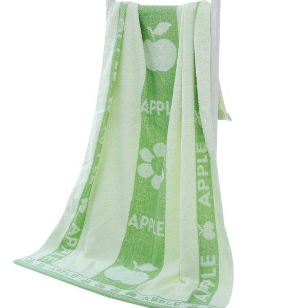 Fashion Large Size Cotton Bath Towel for Home Dormitory Travel Use