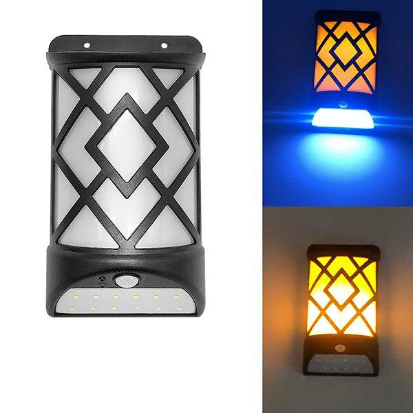 Trendy MX - F12 Multi-functional Solar Energy LED Flame Induction Light