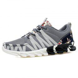 Fashion Comfortable Sports Running Sneakers for Man -