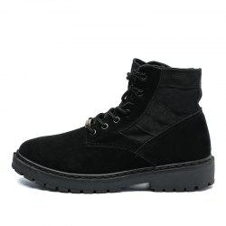 Fashion Comfortable Suede Durable High-top Classic Boots for Men -