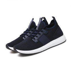 Men Woven Fabric Upper Sports Shoes -