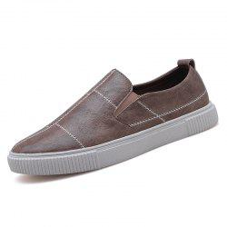 Stylish Durable Leisure Comfortable Casual Leather Shoes for Men -