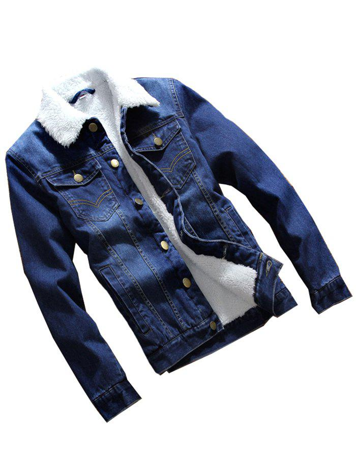 Affordable Men's Warm Fashion Casual Jacket