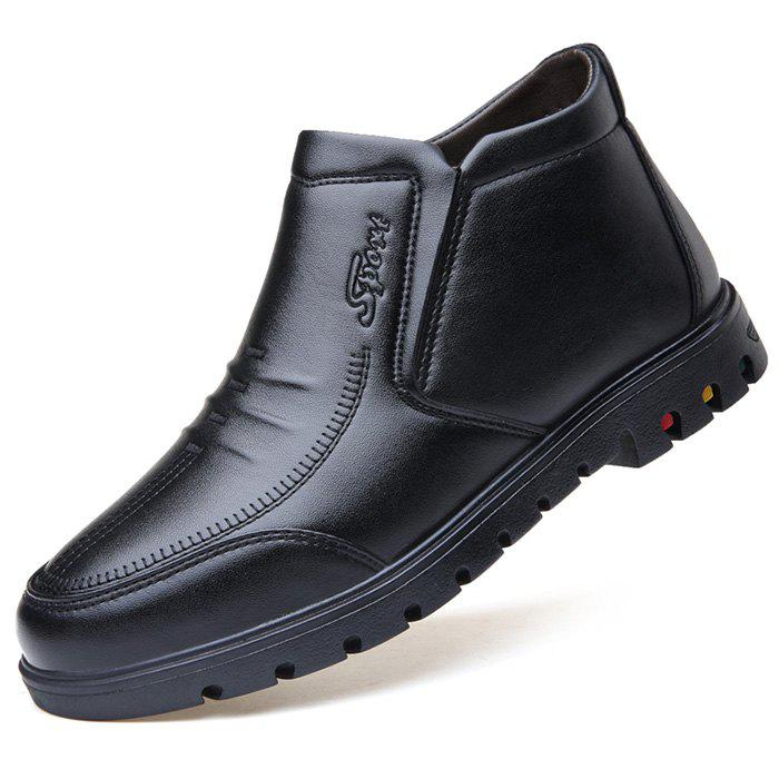 Outfit Men's Fashion Warm Boots