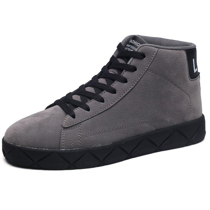 Sale Autumn Winter High-top Sports Casual Shoes for Man