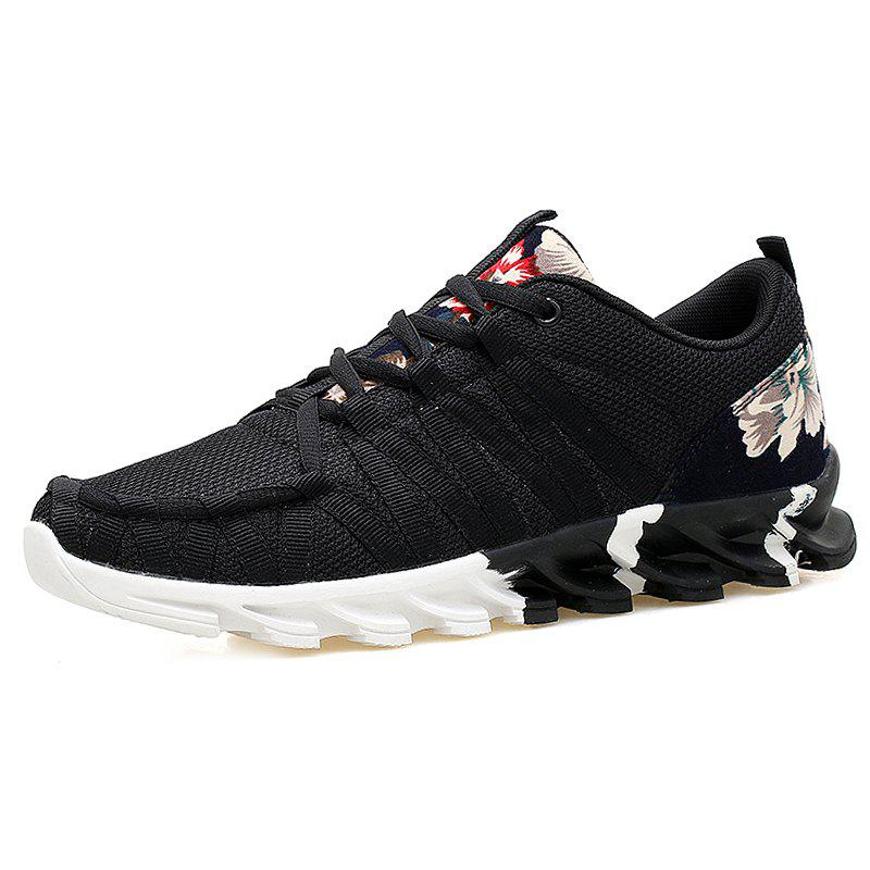 Chic Fashion Comfortable Sports Running Sneakers for Man