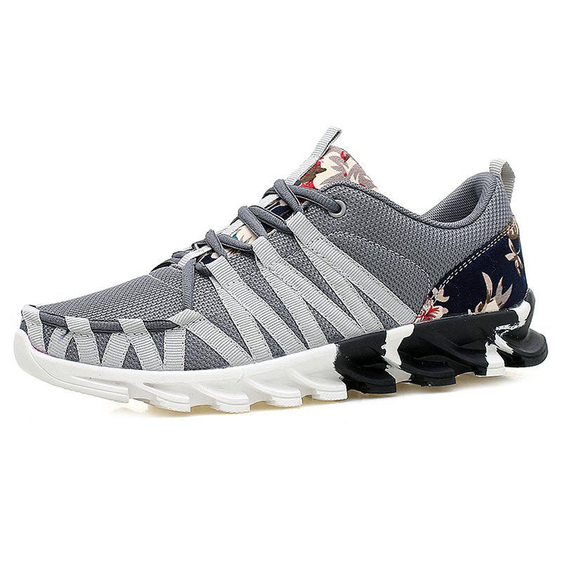 Discount Fashion Comfortable Sports Running Sneakers for Man