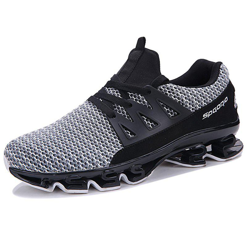 Discount Male Fashion Mesh Fabric Wearable Casual Sports Shoes Sneakers
