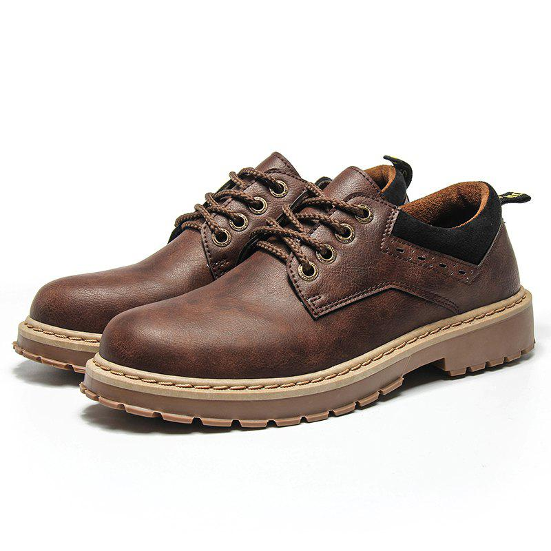 Trendy Fashion Anti-slip Durable Classic Casual Shoes for Men