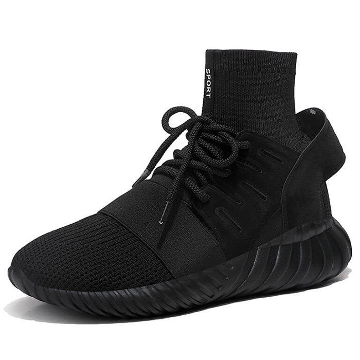 Outfits Men's Fashion Woven Sneakers