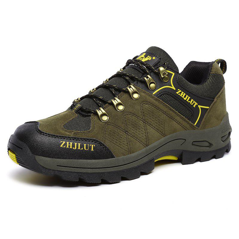 Latest Outdoor Shock-absorbing Anti-slip Hiking Shoes for Men
