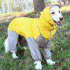 Waterproof Dog Raincoat / Bodysuit Clothes for Pet -