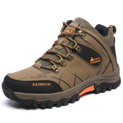 Plus Size Hiking Outdoor Shoes for Man -