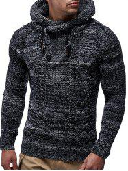 Pull à capuche Casual Pull pour hommes -
