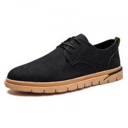 Stylish Anti-slip Lace-up Casual Shoes for Men -