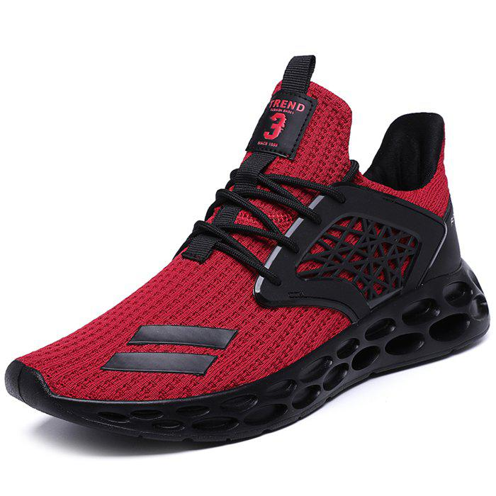 New Men's Plus Size Sports Running Sneakers