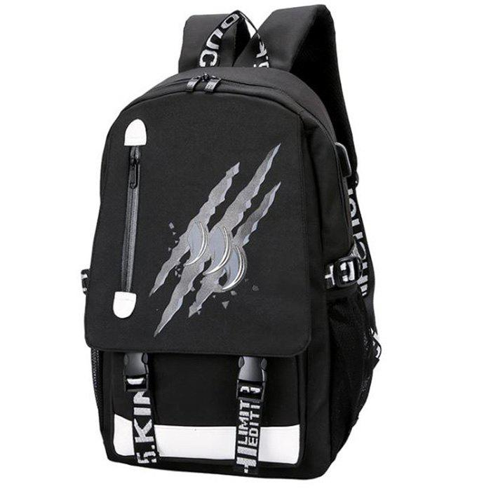 Online Multi-function Fashion Large Capacity Backpack