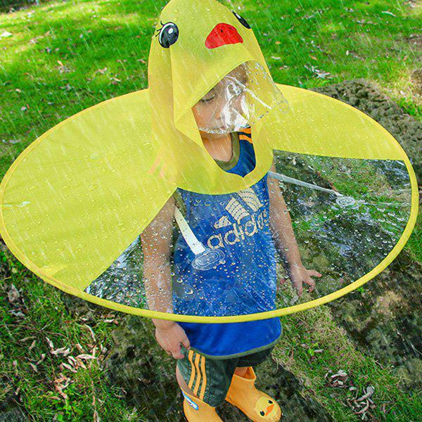 Sale Little Yellow Duck Cape Raincoat