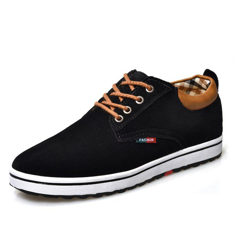 Fancy Retro Comfortable Lace-up Casual Shoes