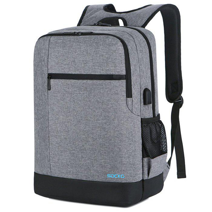 Latest SOCKO SH - 683 Unisex Polyester Backpack