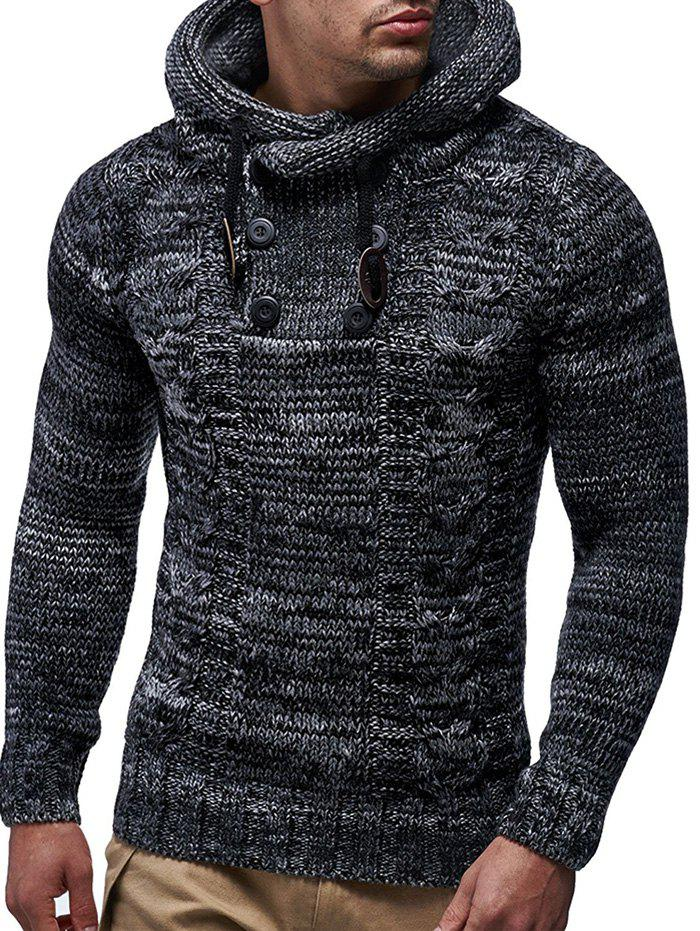 Pull à capuche Casual Pull pour hommes