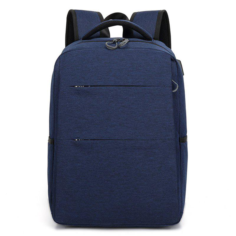 Unique Casual Smart USB Recharge Business Backpack