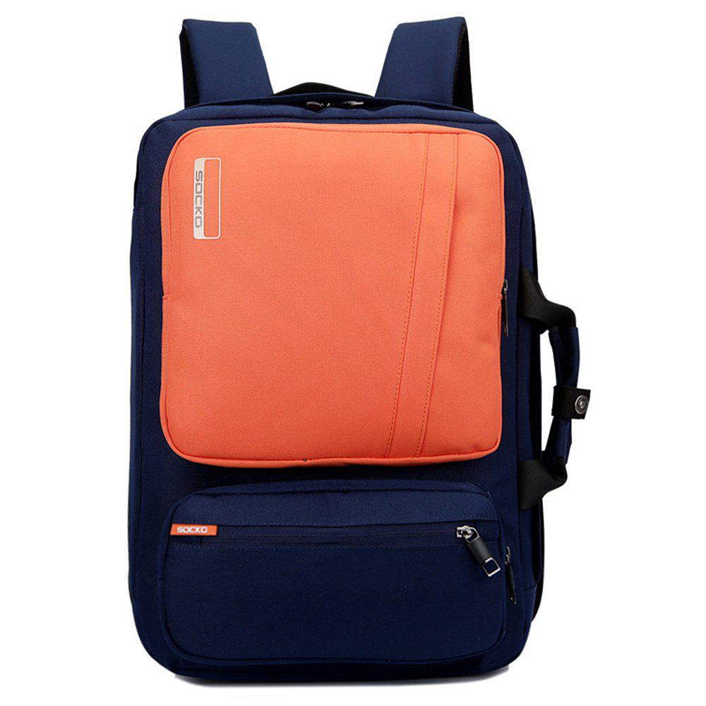 Outfit SOCKO Fashionable Leisure Outdoor Backpack