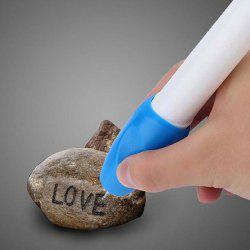 Mini Portable Electric Engraving Pen for Glass Metal Woodwork Stone 2PCs -