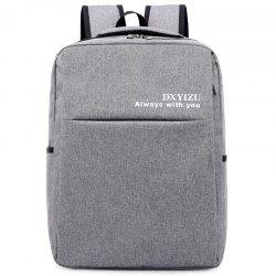 DIXINGYIZU Leisure Business Traveling Backpack -