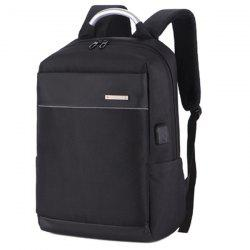 Leisure Smart USB Recharge Business Backpack -