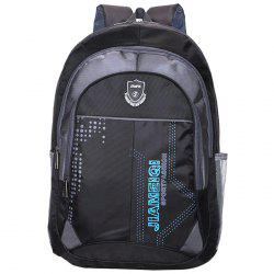1701 Outdoor Travelling Oxford Fabric Backpack -