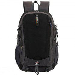 Wearable Large Capacity Nylon Backpack -