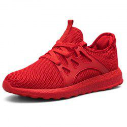 Men Fashion Breathable Shock-absorbing Sneakers -